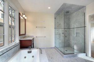 Advantages of shower glass enclosures