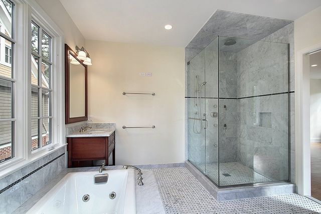 Advantages of shower glass enclosures