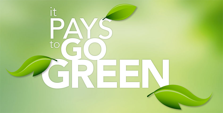 Going green with printing – here's the complete guide